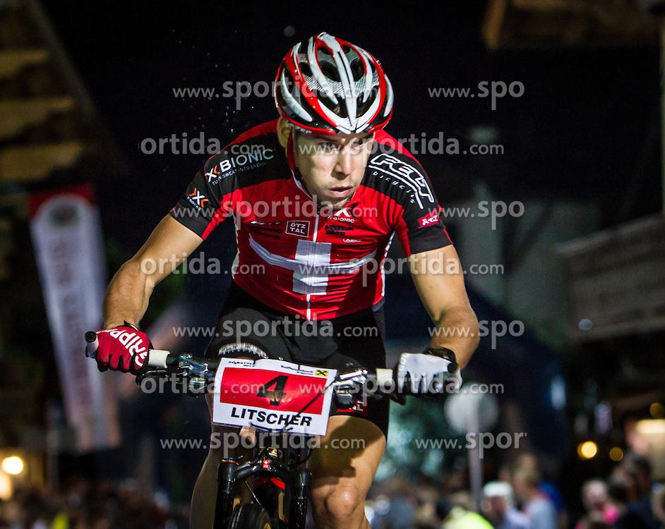 03.08.2012, Kaprun, AUT, Bike Infection, XC BATTLE, im Bild Thomas Litscher (SUI) Sieger des XC Battle 2012. EXPA Pictures © 2012, PhotoCredit: EXPA/ Juergen Feichter