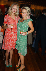 Left to right, sisters TAHNEE LONSDALE and TAMSIN LONSDALE at the opening party of Pengelley's, 164 Sloane Street, London SW1 on 22nd February 2005.<br /><br />NON EXCLUSIVE - WORLD RIGHTS
