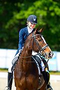 Zoe Kuintjes - Primeval Brittsion<br /> CDI Roosendaal 2016<br /> © DigiShots
