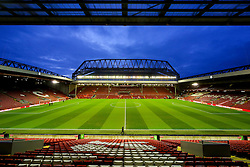 A general view of Anfield - Mandatory byline: Matt McNulty/JMP - 02/03/2016 - FOOTBALL - Anfield - Liverpool, England - Liverpool v Manchester City - Barclays Premier League