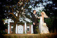 Fairhope, Alabama, wedding photographer: Betsy and Nigel at Trinity Presbyterian in Fairhope, Ala.