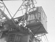 """AMAZING Photo Film discovered Documenting Work In Chernobyl <br />Chernobyl worker Aleksandr Shubovskiy captures rare images <br /><br />During one of the days in 1979-80, when the erection of Ventilation Stack VT-2 common for the third and fourth (not existed at that time) Chernobyl NPP Units was coming to the end, Aleksandr Shubovskiy, who was working within a combined installation crew in a company named """"Spetsenergomontazh"""", arranged with the colleagues a small photo session on his own,They had their pictures taken.<br /><br />The author processed the film and put it on a wardrobe without printing until he had time to print the images. The moment to print the film somehow did not happen, while in February 1986 Aleksandr hit the road for a on a different site in Yakutia. And there he was caught by news about the accident at Chernobyl.<br /><br />A year later, when a Aleksandr  managed to get into his looted flat in the evacuated Pripyat, he discovered an untouched package with films. He brought them home and… forgot for almost 40 years…the printed photographs which no one and never have seen before until now<br />©Aleksandr Shubovskiy/Exclusivepix Media"""
