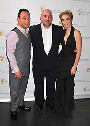 © licensed to London News Pictures. London, UK  08/05/11 Stephen Graham shane Meadows and Vicky McClure attends the BAFTA Television Craft Awards at The Brewery in London . Please see special instructions for usage rates. Photo credit should read AlanRoxborough/LNP