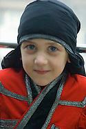 Girl from Butumi in Georgia