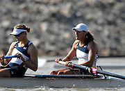 Oklahoma, USA, USA W2-, anna MICKLESON and Susan FRANCIA, at the USA World Rowing Challenge held on The Oklahoma River, Oklahoma City, Fri. 12.10.2007 [Mandatory Credit. Peter Spurrier/Intersport Images]..... , Rowing Course: Oklahoma River, Oklahoma City, Oklahoma, USA