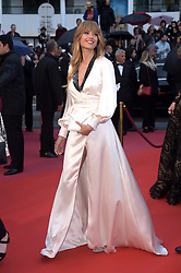 "71st Cannes Film Festival 2018, Red Carpet film ""Blackkklansman"". Pictured: Petra Nemcova"