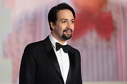 © Licensed to London News Pictures. 12/12/2018. London, UK. LIN-MANUEL MIRANDA attends attends the Mary Poppins Returns European film premiere held at the Royal Albert Hall. Photo credit: Ray Tang/LNP