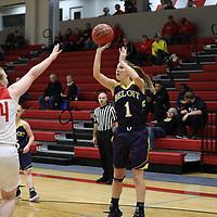 Women's Basketball: Ripon College Red Hawks vs. Beloit College Buccaneers