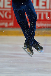 13.11.2010, Eishalle Liebenau, AUT, Icechallenge 2010, im Bild Ali Demirboga (TUR) bei der Kür Herren, EXPA Pictures © 2010, PhotoCredit: EXPA/ Erwin Scheriau