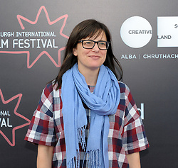 Edinburgh International Film Festival, Thursday, 21st June 2018<br /> <br /> Jury Photocall<br /> <br /> Pictured: Nada Cirjanic of the Documentary jury<br /> <br /> (c) Alex Todd | Edinburgh Elite media