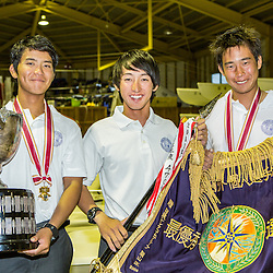 2015 蒲郡インカレ個人戦 Day3