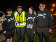 HBHUNDY, Hawkes Bay Hundy is a 100km Team Relay Run to support Mental Health in the Emergency Services, Hawkes Bay New Zealand, 29 September 2019. Photo by John Cowpland / alphapix