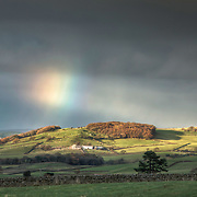 My hometown of Lancaster is set beautifully within the Lancashire hills. It's a place where there's often a lot of rain, but on the plus side that means there are more rainbows!<br />