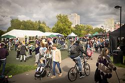 Tottenham Ploughmans River Festival, Lordship Recreation Ground, London UK