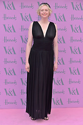 © Licensed to London News Pictures. 20/06/2018. London, UK. Gwendoline Christie attends the V&A Summer Party. Photo credit: Ray Tang/LNP