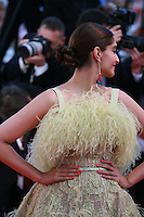 Sonam Kapoor at the gala screening for the film Inside Out at the 68th Cannes Film Festival, Monday May 18th 2015, Cannes, France