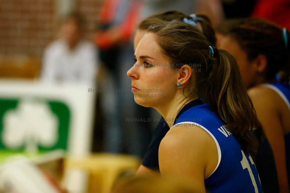 20140405 NED: VV Alterno - Sliedrecht Sport, Apeldoorn<br /> Esther van Berkel, Sliedrecht Sport<br /> ©2014-FotoHoogendoorn.nl / Pim Waslander