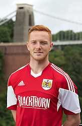 Ryan Taylor of Bristol City - Photo mandatory by-line: Kieran McManus/JMP - Tel: Mobile: 07966 386802 31/07/2013 - SPORT - FOOTBALL - Avon Gorge Hotel - Clifton Suspension bridge - Bristol -  Team Photo