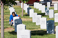 Memorial Day, Santa Fe National Cemetery, New Mexico