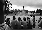 C001-6 Tom Hutchins_Sun Yat Sen Memorial, with Young Pioneers, Canton (Guangzhou) 1956.tif