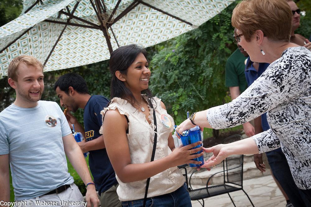 Student Ambassadors Luncheon
