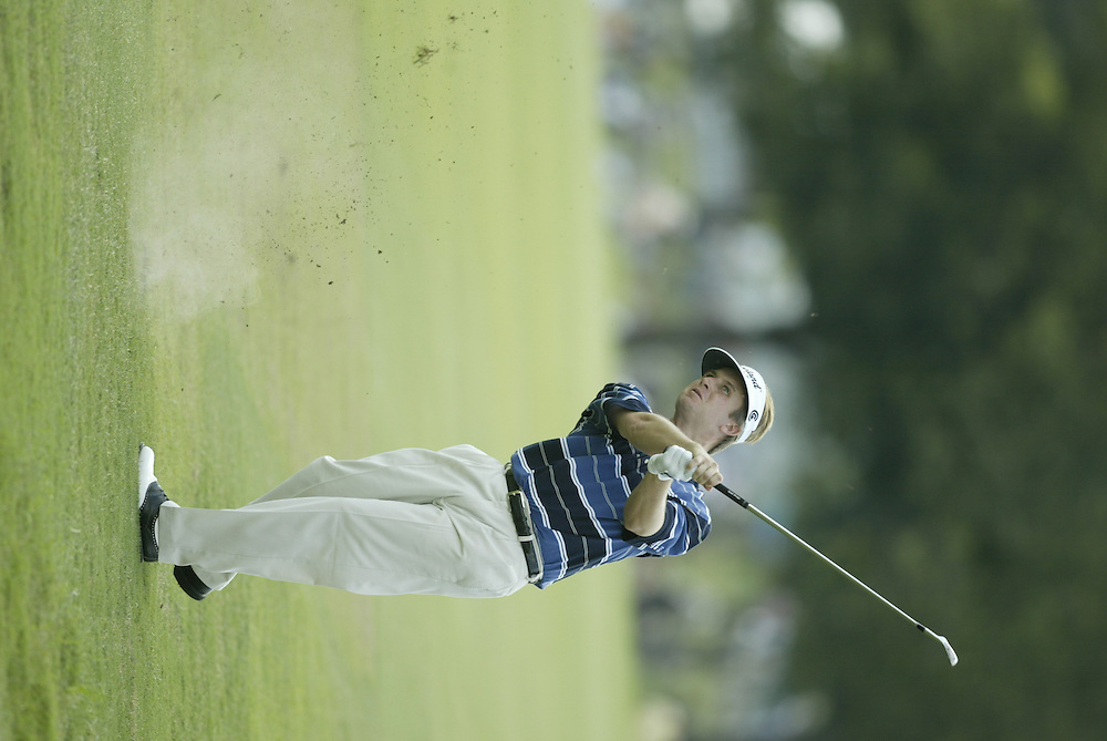 David Toms..2003 FedEx/St. Jude Classic..June 26-29 2003..TPC at Southwind..Memphis, TN..photograph by Darren Carroll