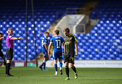 Sam Nicholson of Bristol Rovers looks dejected - Mandatory by-line: Arron Gent/JMP - 05/09/2020 - FOOTBALL - Portman Road - Ipswich, England - Ipswich Town v Bristol Rovers - Carabao Cup