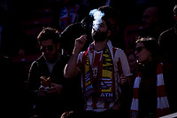Atletico de Madrid supporter during La Liga match between Atletico de Madrid and Athletic Club and Wanda Metropolitano in Madrid , Spain. February 18, 2018. (ALTERPHOTOS/Borja B.Hojas)