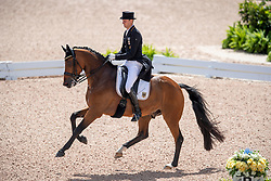Rothenberger Soneke, GER, Cosmo 59<br /> World Equestrian Games - Tryon 2018<br /> © Hippo Foto - Dirk Caremans<br /> 13/09/18