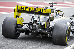 February 20, 2019 - Barcelona, Spain - Renault Sport F1 Team RS19, mechanical detail of the diffusor, wing and suspensions, during Formula 1 winter tests from February 18 to 21, 2019 at Barcelona, Spain - Photo  /  Motorsports: FIA Formula One World Championship 2019, Test in Barcelona, (Credit Image: © Hoch Zwei via ZUMA Wire)