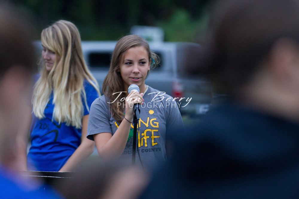 September/28/11:  Madison County High School.  See you at the pole.  FCA.  Fellowship of Christian Athletes.