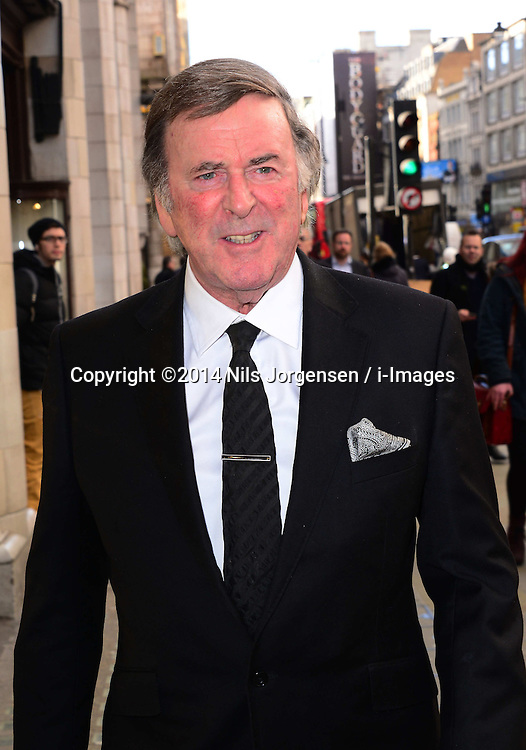 Terry Wogan attends at the Oldie of the Year Awards in London, Tuesday, 4th February 2014. Picture by Nils Jorgensen / i-Images