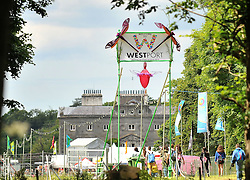 The grounds of Westport House the perfect festival setting.<br /> Pic Conor McKeown