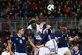 Scotland v England 21s 16-10-2018