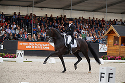 Gal Edward, NED, Glock's Zonik<br /> Nederlands Kampioenschap Dressuur <br /> Ermelo 2017<br /> © Hippo Foto - Dirk Caremans<br /> 16/07/2017