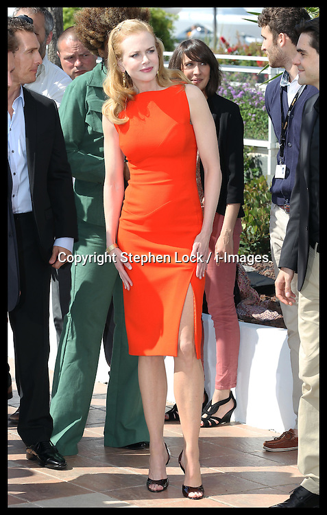 Nicole Kidman  at the Cannes Film Festival, Thursday,24th  May 2012 for her new film The Paperboy.  Photo by: Stephen Lock / i-Images