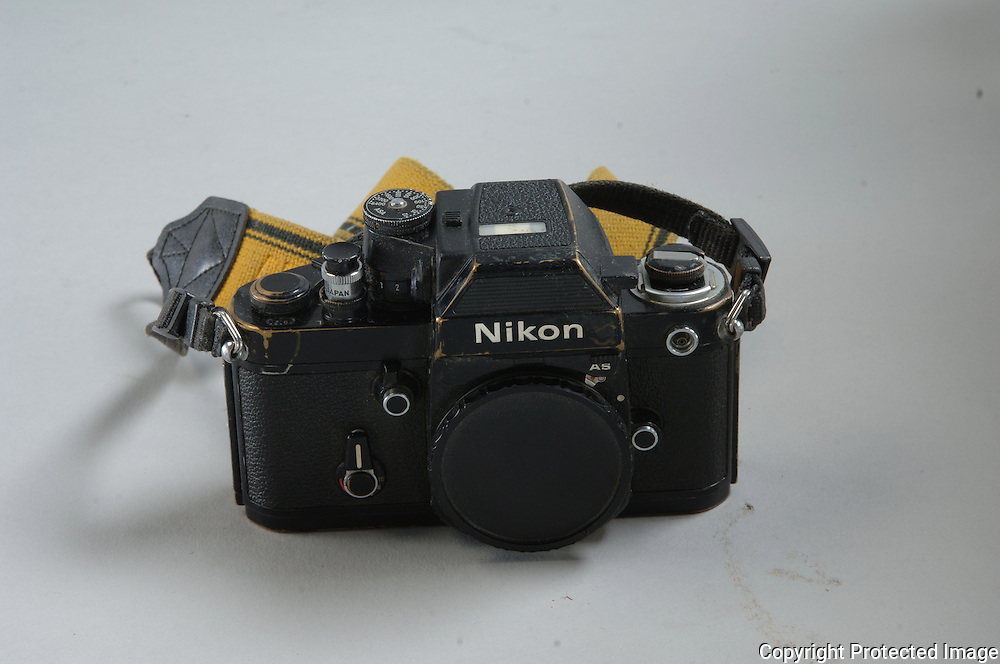 1 Nikon F2AS Body ===== $ 400.00