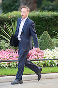 © Licensed to London News Pictures. 08/07/2014. Westminster, UK. Grant Shapps  arriving on Downing Street today 8th July 2014 for the weekly cabinet meeting. Photo credit : Stephen Simpson/LNP