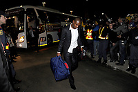 FOOTBALL - FIFA WORLD CUP 2010 - MISCS - GROUP A - TEAM'S PLAYERS FRANCE LEAVE SOUTH AFRICA AFTER THEIR WORLD CUP'S ELIMINATION - 22/06/2010 - ERIC ABIDAL<br /> PHOTO FRANCK FAUGERE / DPPI