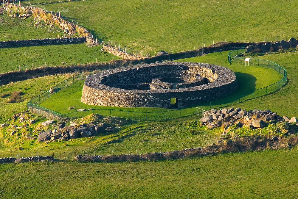 Loher Ringfort waterville