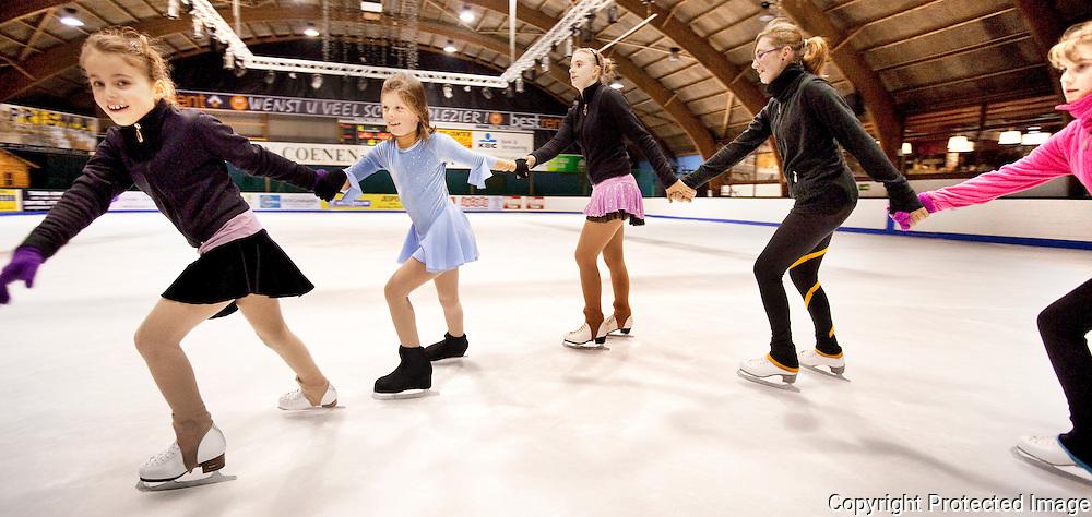 371307-reportage over schaatsclub Heist op den Berg-Schaatsbaan Die Swaene - Kasteelstraat 85 Heist op den Berg