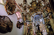 Ouro Preto, São Francisco de Assis, 81765) church: no other contains more work by Aleijadinho
