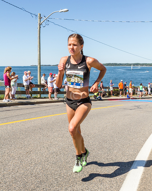 41st Falmouth Road Race: Tara Erdman