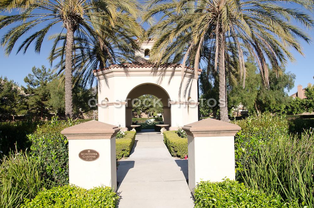 Montevina Gardens of Northpark Community in Irvine