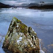 Loch na Achlaise, Rannoch Moor