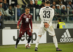 May 3, 2019 - Turin, ITA, Italy - Alex Berenguer during Serie A match between Juventus v Torino, in Turin, on May 3, 2019  (Credit Image: © Loris Roselli/NurPhoto via ZUMA Press)