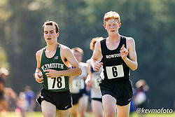 2019 Bowdoin Invitational Cross Country Men and Women