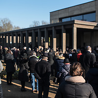 Funeral of unknown Holocaust victims, Bushey New Cemetary, 20th January 2019.  <br /> (C) Blake Ezra Photography Ltd.