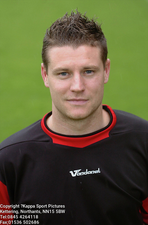 NICK BUSSEY, GOALKEEPER, KETTERING TOWN 09/10, Pen Pics, Kettering Town FC, Season 2009/10