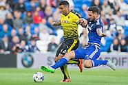 Cardiff City v Watford - PSF - 28/07/2015